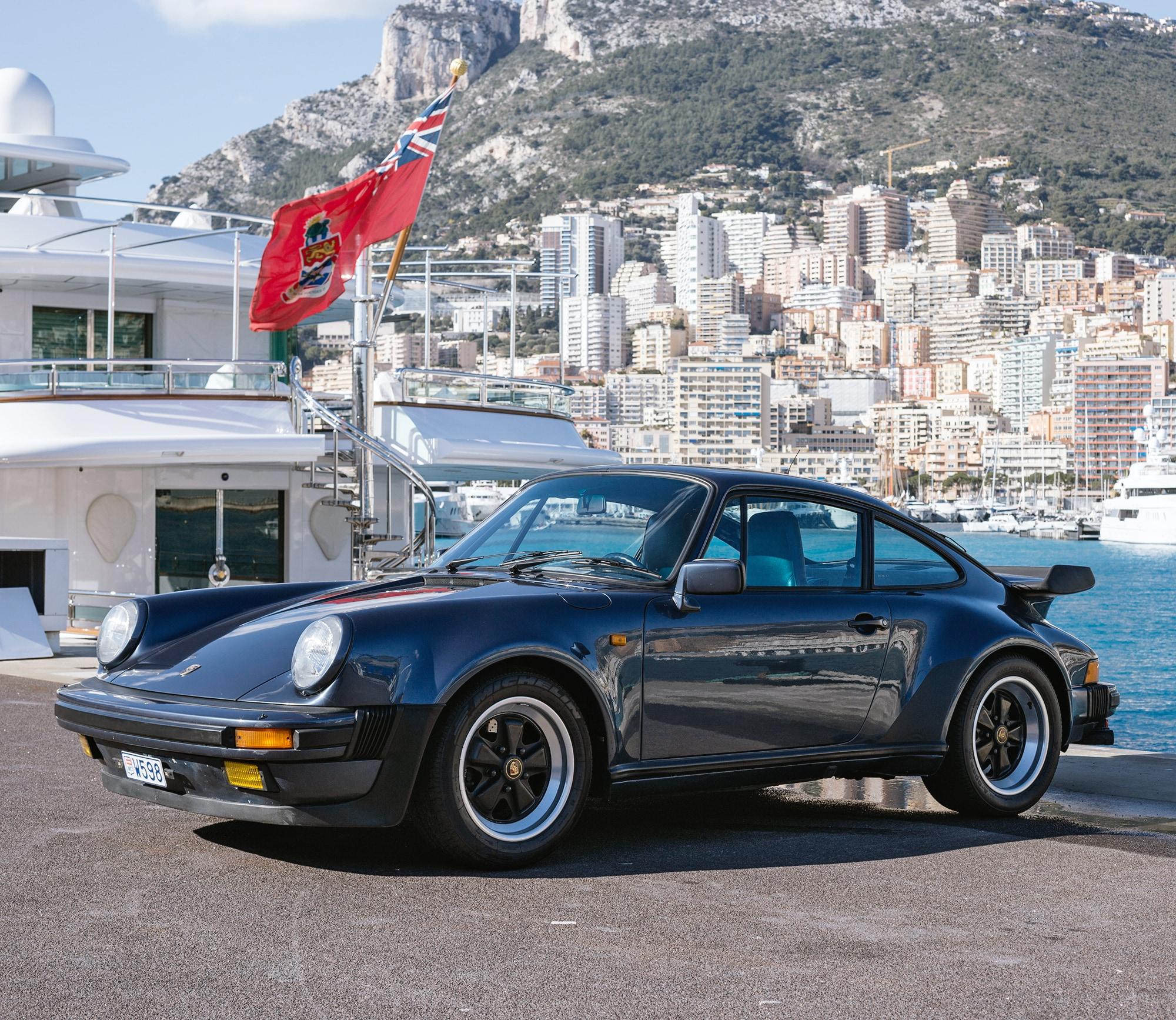 Monaco Legend Motors Porsche 930 Turbo 3 3 1985